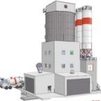 Tower plant 670 m³ Jura Beton Nürnberg